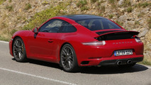 2016 Porsche 911 Carrera, Turbo, Cabrio and Targa spied with very little disguise [19 photos]