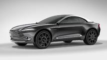 Aston Martin Lagonda and DBX concepts