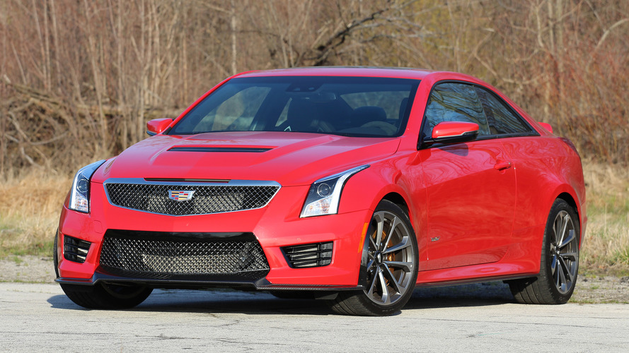 review 2016 cadillac ats v coupe. Black Bedroom Furniture Sets. Home Design Ideas