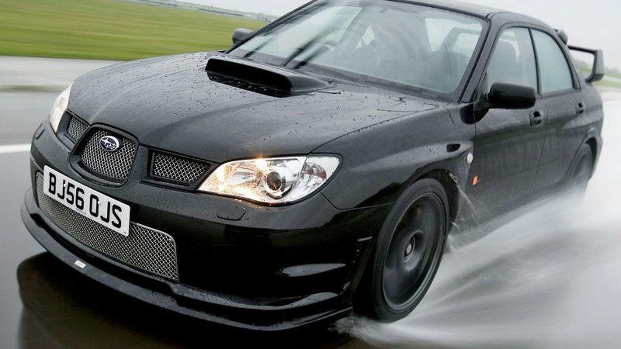 Subaru RB320 Special Edition