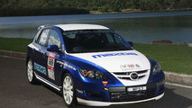 Mazda 3 MPS Rally Car