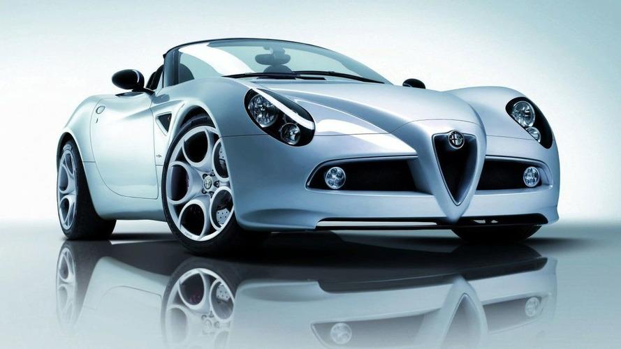 Alfa 8C Spider Revealed - World Debut at Geneva
