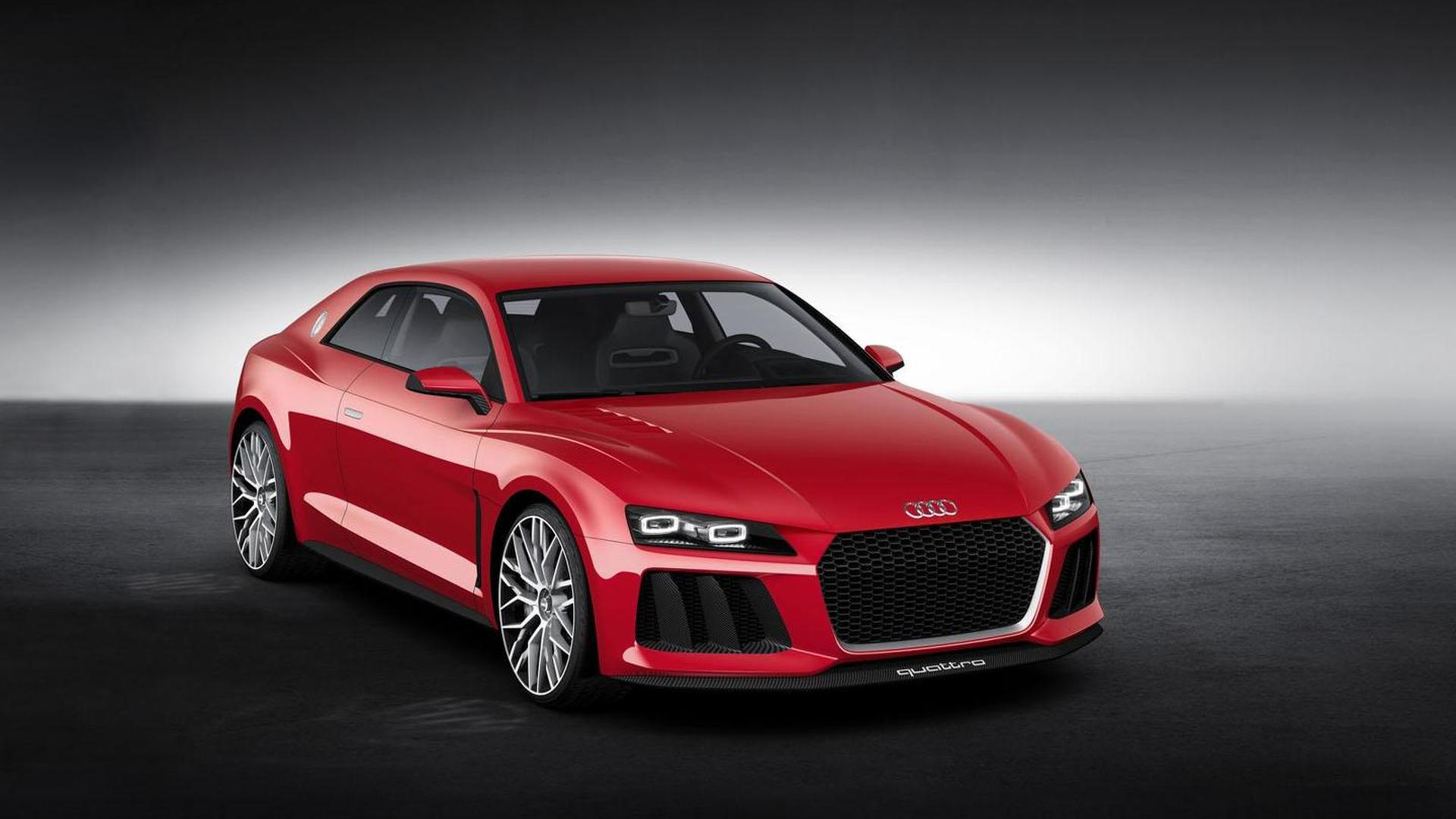 Audi Quattro still under development, could be more extreme than the previous concepts
