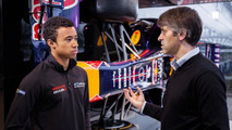Red Bull signs video-gamer for GP3 season [video]