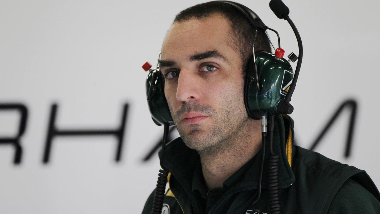 Cyril Abiteboul 01.03.2013 Formula One Testing Day Two Barcelona, Spain