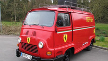 Ferrari-themed Renault Estafette from 'Rush' up for auction