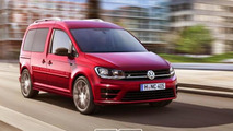 Volkswagen Caddy R