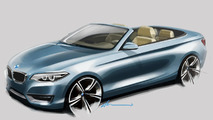 BMW 2-Series Convertible revealed with 91 photos & videos