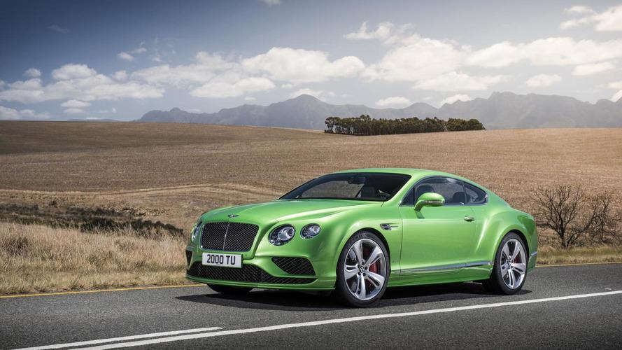 New Bentley Bentley Continental GT coming in 2017