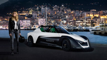 Margot Robbie is the new face of Nissan EVs