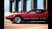 This Stunning De Tomaso Pantera Has Only 785 Miles to its Name