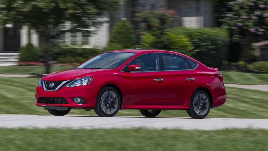 188-hp Nissan Sentra SR Turbo adds some oomph to the lineup