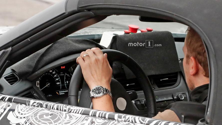 BMW Z5 Spy Pics