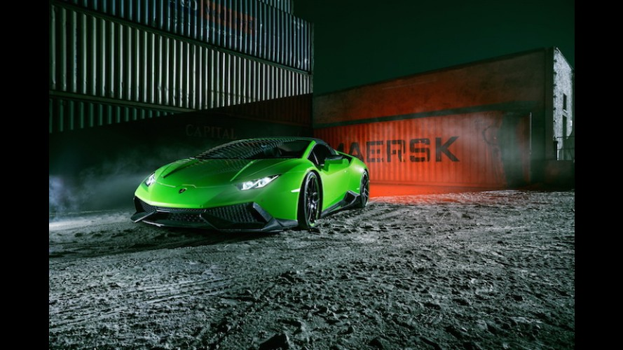 Novitec Torado's Lamborghini Huracan Spyder Will Blow Your Hair Back