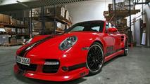Porsche 911 Bi-Turbo by DKR Tuning