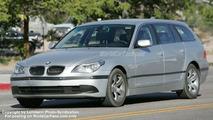 SPY PHOTOS: BMW 5-Series Facelift