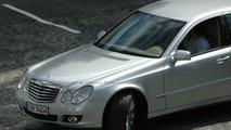 Mercedes E Class Facelift Spy Photos