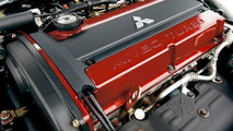 Mitsubishi Lancer Evolution IX - Engine
