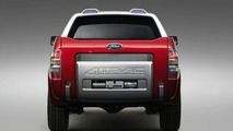 New Ford 4-Trac Concept Debut in Bangkok