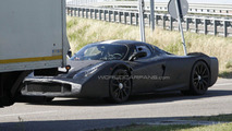 Ferrari Enzo II F70 spy photo 13.6.2012