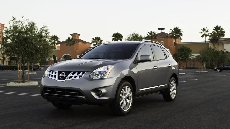 2014 Nissan Rogue Select announced