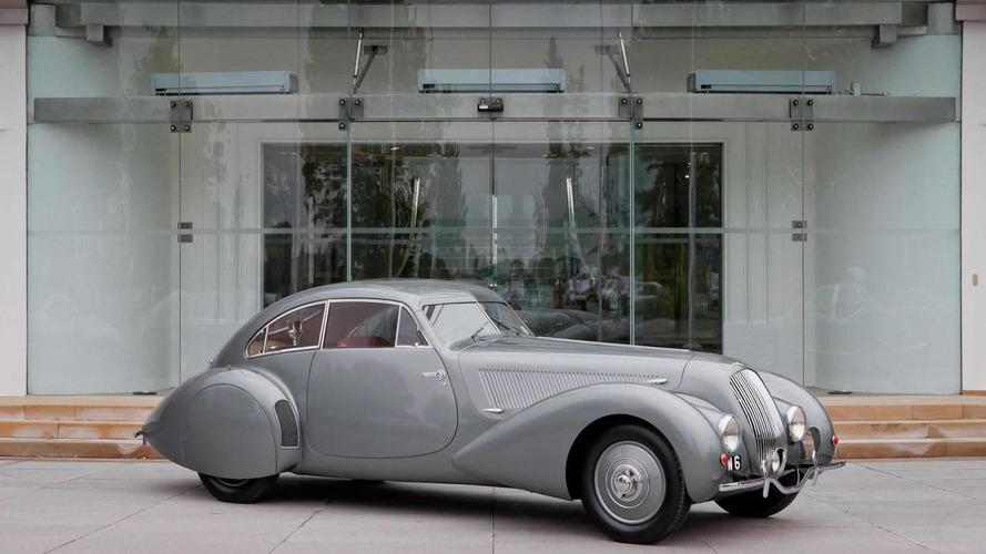 Bentley Embiricos makes a visit at Crewe factory