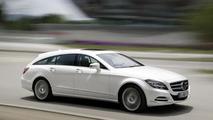 Mercedes CLS Shooting Brake leaked official image