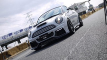 R58 MINI Coupe JCW by DuelL AG