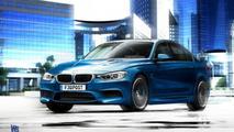 2014 BMW M3 / M4 (F80/82) inline-6 turbo engine confirmed