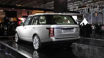 2013 Range Rover world debut at Paris Motor Show