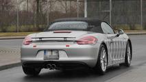 2012 Porsche Boxster spy photo