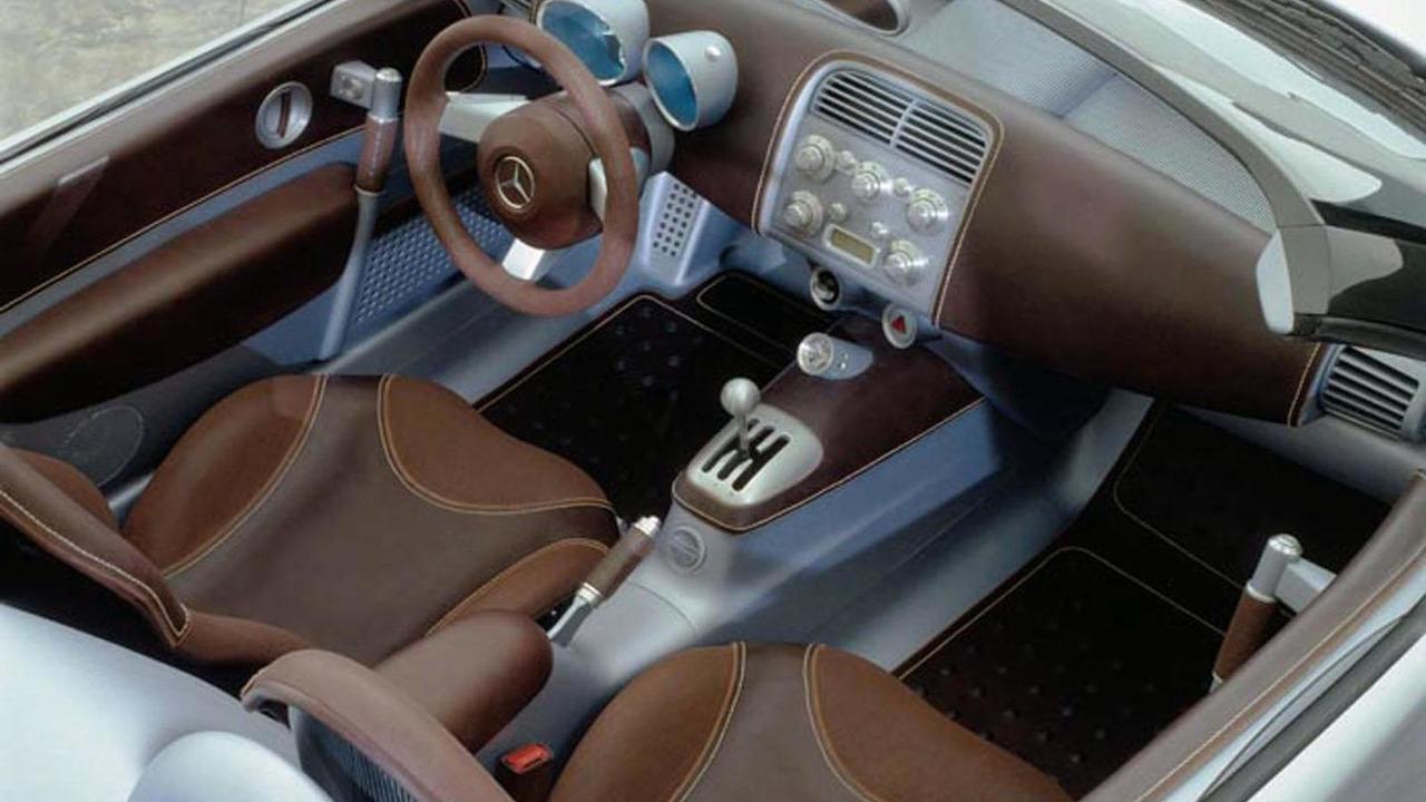 Mercedes SLA concept