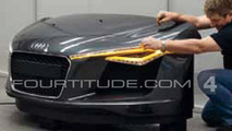 Audi R8 facelift leaked?