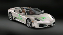 Ferrari 430 Spider Bio Fuel Concept  in Detroit
