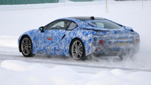 BMW i8 spy photo 17.12.2012 / Automedia