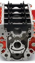 LSX Bowtie cylinder block
