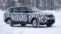 2014 Range Rover Sport spy photo 06.2.2013