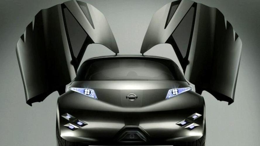 Nissan Mixim Concept Revealed for Frankfurt