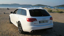 Audi RS6 Tackled by B&B