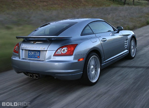 Chrysler Crossfire SRT6