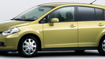 Nissan Tiida - Japanese version