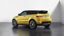 Range Rover Evoque Sicilian Yellow Limited Edition