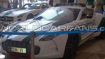Aston Martin One-77 Dubai Police Fleet 06.05.2013