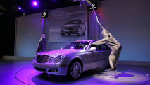 Mercedes E-Class High Voltage Presentation in NYC