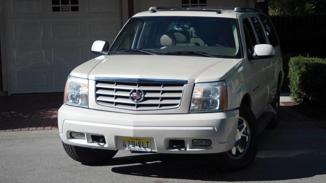 2003 Cadillac Escalade from The Sopranos