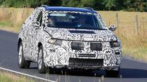 VW Polo-based SUV spy photos