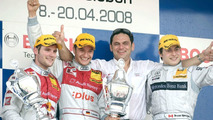 Audi Also Takes Second DTM Round