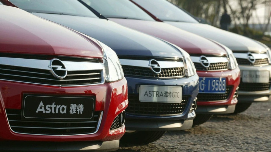 Opel Widens its Range of Models in China