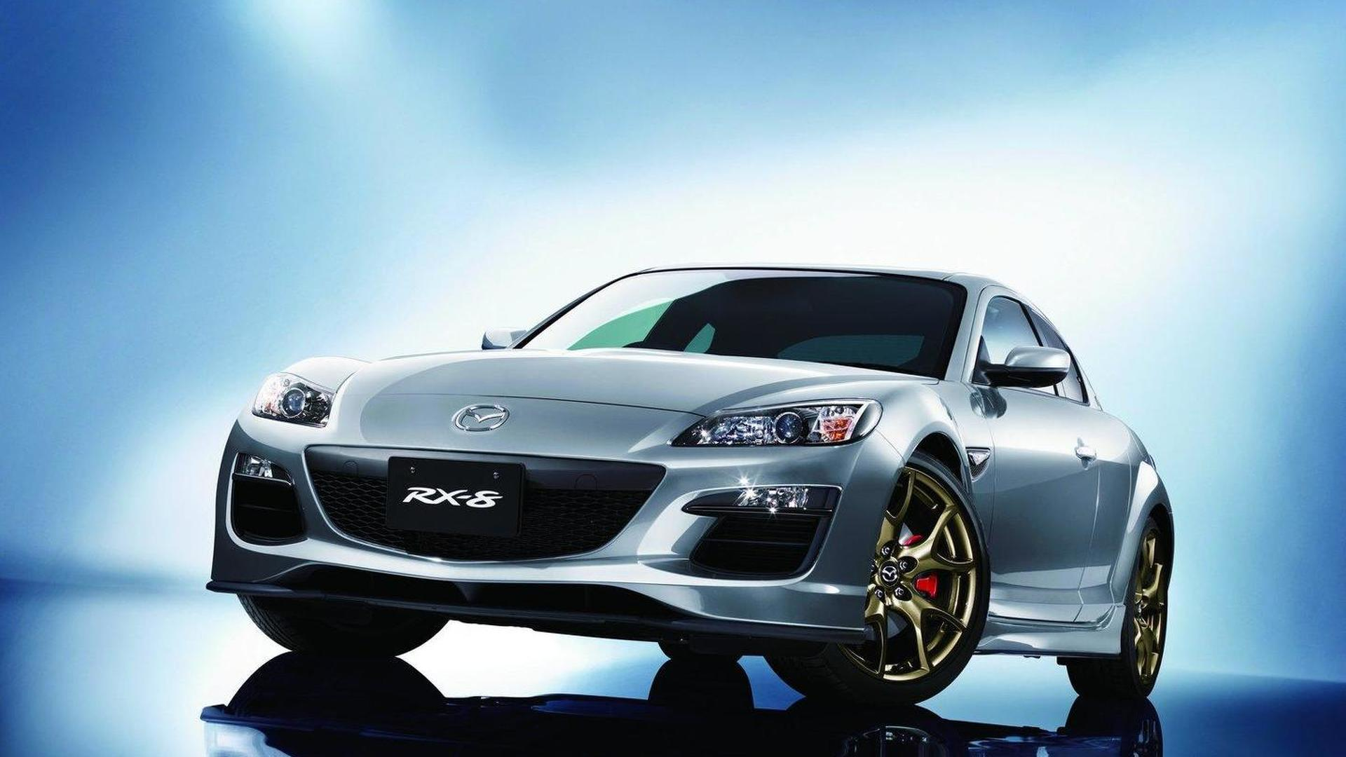 Mazda RX-8 gets a reprieve - production extended