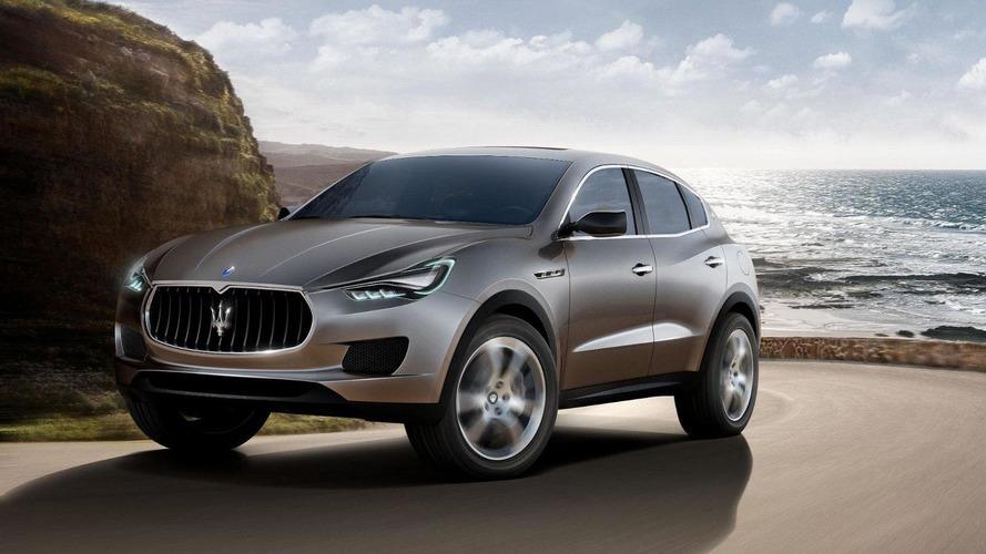 Maserati considering fake engine noises for diesel models - report